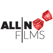 All in Films's Company logo